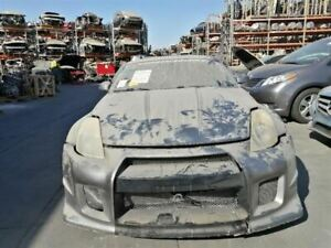 Black Driver Side Front Seat Coupe Bucket Fits 2006 Nissan 350z Oem