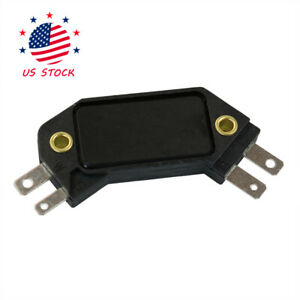 Ignition Module Dm1906 Gm Hei 4 Pin For 1974 1988 Chevy Pontiac Olds Buick Lx301