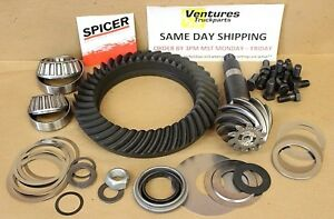 Dana 60 Ring And Pinion 4 10 Ratio Standard Cut Rotation New Oem Spicer