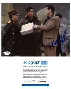 Will Yun Lee quot;Die Another Dayquot; AUTOGRAPH Signed #x27;Colonel Moon#x27; 8x10 Photo ACOA $65.00