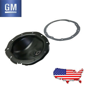 Differential Cover Gm 8 5 8 6 Chevy Gmc 10 Bolt 15290822 697 706 With Gasket