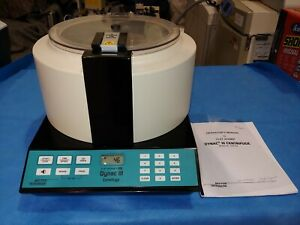 Clay Adams Dynac Iii 3 Centrifuge 8 Position Swinging Bucket Rotor 0901 Tubes