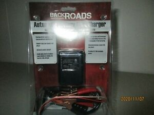 Automatic Battery Float Charger 12 V Wet Lead acid Batteries Only