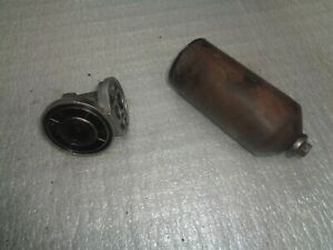 Fordson Major Power Major Diesel Engine Oil Filter Canister Assembly