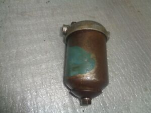 Fordson Major power Major Diesel Engine Fuel Filter Assembly