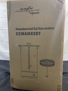 Cafe Amoroso Commercial Coffee Maker