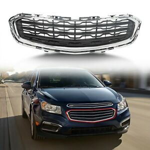 New Grille Fits 2015 Chevrolet Cruze W O Ltz 2016 Cruze Limited Replace 95405770