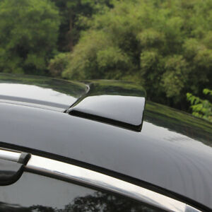 Roof Trunk Spoiler Wing Flap Abs Black Fit For Honda Accord 8th 2008 2012 2013