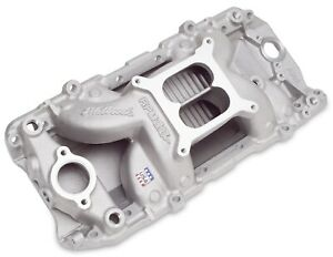 Edelbrock 7561 Rpm Air Gap 2 0 Intake Manifold