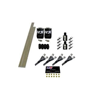 Nitrous Express 13393 Direct Port Plumbing Kit
