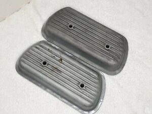 Old School Vw Vintage Bolt on Valve Covers Made In Japan 769 N0t Fat Deano Berg