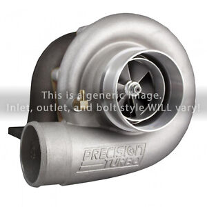 Precision Turbo 7675 Journal Bearing Hp Cast Wheel T4 Inlet Vband Outlet 96 A R