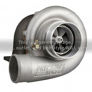 Precision Turbo Gen2 7675 Hp Bb Cea Billet Stainless Steel Vband In out 1 28 A r