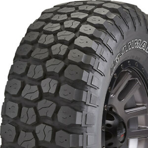 4 New Lt265 75r16 Ironman All Country Mt 123 120q 265 75 16 Mud Terrain Tires