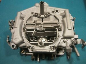 1978 Chrysler Dodge Plymouth 400 Thermoquad Carburetor