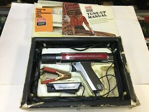 Sun Electric Corporation Inductive Timing Light N Box Books Model Cp 7501 Tool