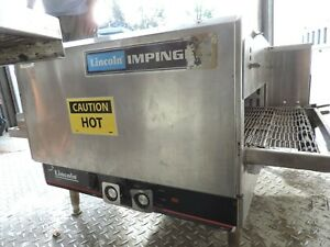Oven Conveyor lincoln Impinger