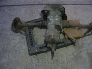 65 Vw Volkswagen Beetle Air Cooled 4 Speed Transmission Transaxle