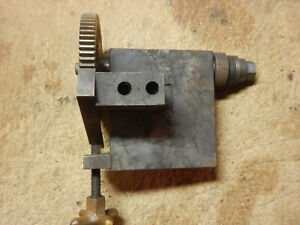 Some Sort Of Index Fixture From A Machine Shop