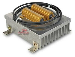 Voltage Reducer 12 V To 6 Volts Car Truck Tube Radio