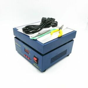 Electronic Hot Plate Preheat Preheating Station Bga Heating Led Lamp Desoldering