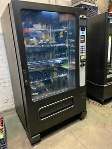 Usi Wittern 3517 Combo Snack And Drink Vending Machine Free Shipping