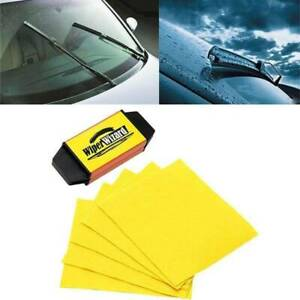 Car Van Wiper Wizard Windshield Wiper With 5 Wizard Wipe Blade Restorer Cleaner