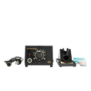 Persder 936 Esd Smd Electric Soldering Station Solder Iron Welding Kit W 4 Tips