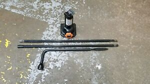 Chevy Gmc Oem 2002 2009 Trailblazer Envoy Spare Tire Jack Tool Kit Assembly