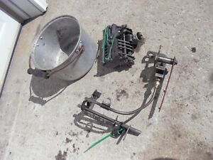 Ford 881 800 Tractor Orignal Sos Select O Speed Shifter Pack Lever Parts