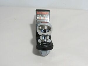 Curt 45042 Loaded Ball Mount 2 5 16 Ball 4 Drop 7500 Lbs As Is
