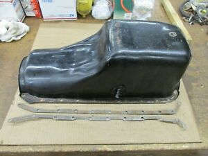 Gm Big Block Chevy Bbc 396 402 427 454 502 Oil Pan Off Crate Engine