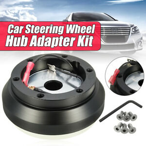 Universal Car Steering Wheel Hub Adapter Set For Toyota Camry Celica Corolla