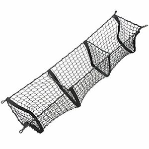 Three Pocket Pickup Truck Cargo Net Fit For Toyota Tacoma 2013 2019 Ships Free