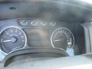 11 Ford F150 Speedometer Cluster Mph Xlt