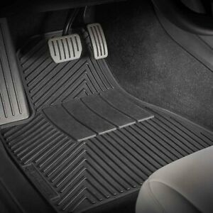 For Dodge Ram 3500 2006 Road Comforts 205776 1st Row Black Floor Mats