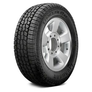 Lionhart Set Of 4 Tires 245 70r16 H Lion Claw Atx2 All Terrain Off Road Mud