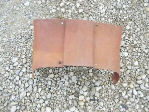 Farmall Ihc 706 Tractor Original Hood Cover Panel In Front Of Dash