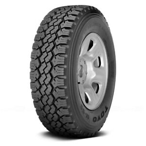 Toyo Tire Lt265 70r17 Q M 55 All Season All Terrain Off Road Mud