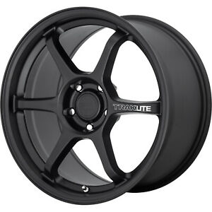 4 18x8 5 Black Wheel Motegi Mr145 Traklite3 5x4 5 35
