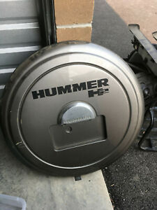 For Hummer H2 05 09 35 Rigid Series Spare Tire Cover