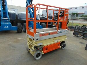 2006 Jlg 1930 es Electric 25 Working Height Scissor Lift Refurbished By Jlg