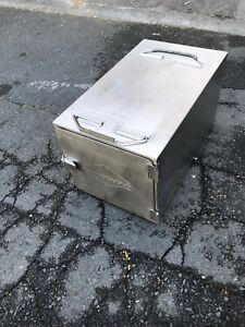 Vollrath 22019 Stainless Steel Insulated Food Carrier