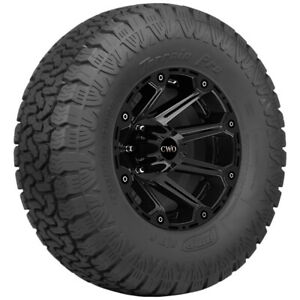 4 Lt305 55r20 Amp Tires Terrain Pro A T 121 118s E 10 Ply Bsw Tires