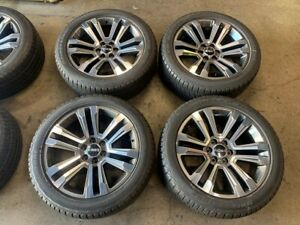 2018 Gmc Sierra Factory 22 Wheels Tires Oem 5822 Silverado 1500 Escalade Tahoe