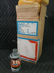 One Nos Jennings Vacuum Variable Capacitor Ucsl 500 3s 3000v Nos New