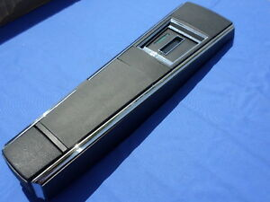New 1967 Camaro Firebird Th350 Th400 Console W O Gauges Gm Licensed Assembled