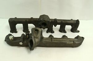 300 4 9 Ford 1966 1983 New Exhaust And Intake Manifold