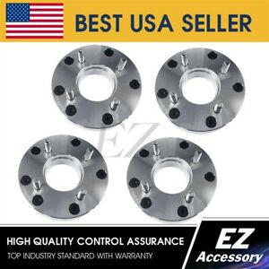 4 Wheel Adapters 5 Lug 4 5 To 4 Lug 4 5 Spacers 5x4 5 4x4 5 1 75