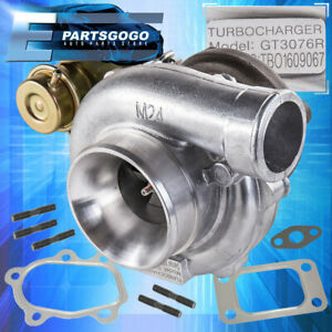 Jdm Sport Gt30 70 A r 63 Compression Dual Ball Bearing Turbo Turbocharger